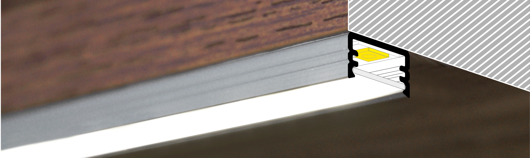 LED Profile und Zubehör